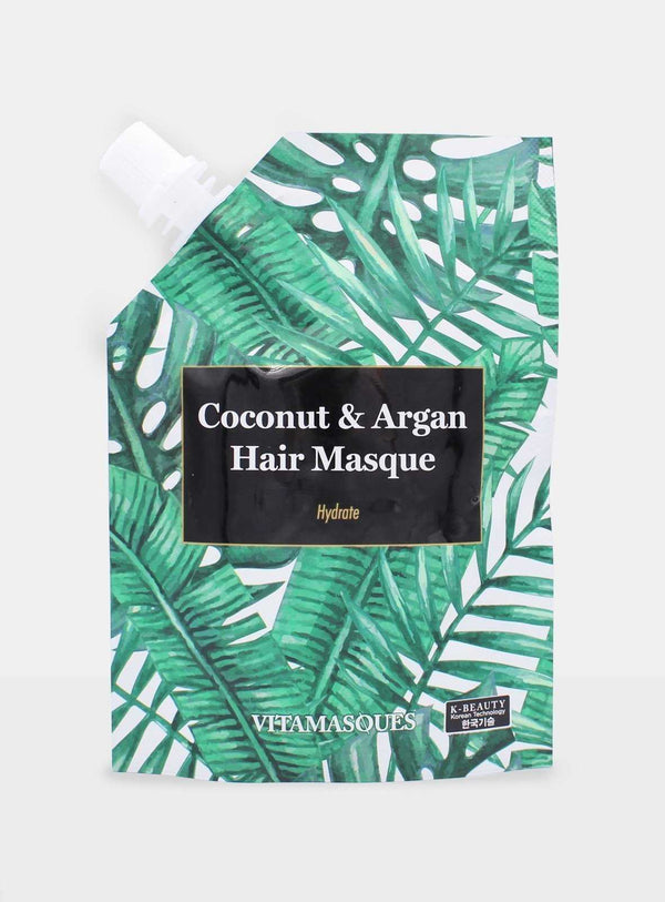 Coconut & Argan Hair Masque