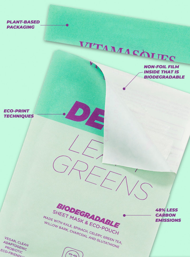 Biodegradable Sheet Mask Bundle