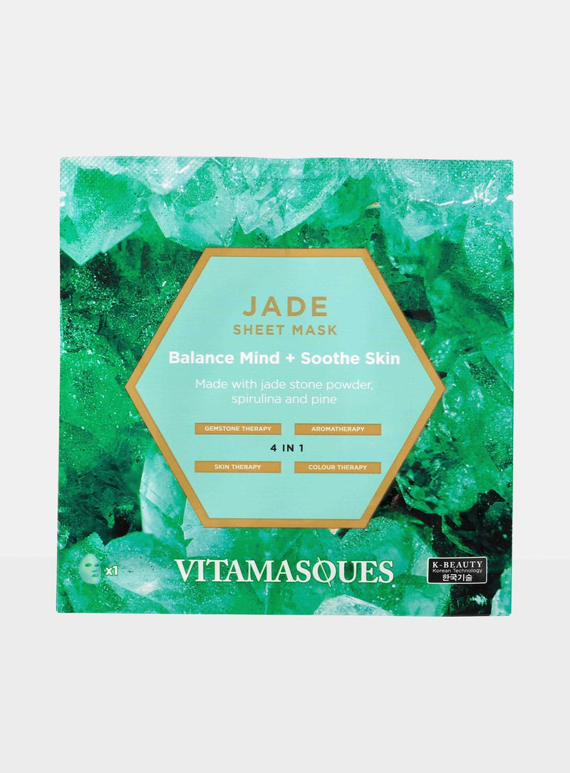 Jade Sheet Mask