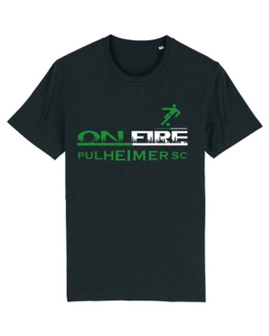 "Pulheim T-Shirt ""On Fire"" (5662616354967)"