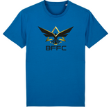 "Falcons Herren T-Shirt ""schwarz-gold"""