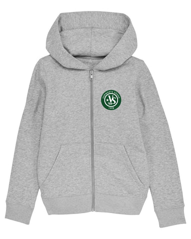 Kinder Kapuzen Sweat mit Stickwappen (6004293533847)