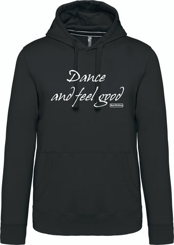 Sport Culture Hoody dance Flockdruck (5833923592343)