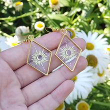 Load image into Gallery viewer, Solar Earrings