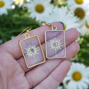 Solar Earrings