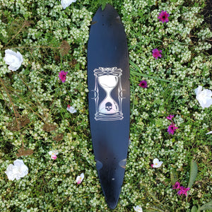 Witching Hour Shadow Longboard