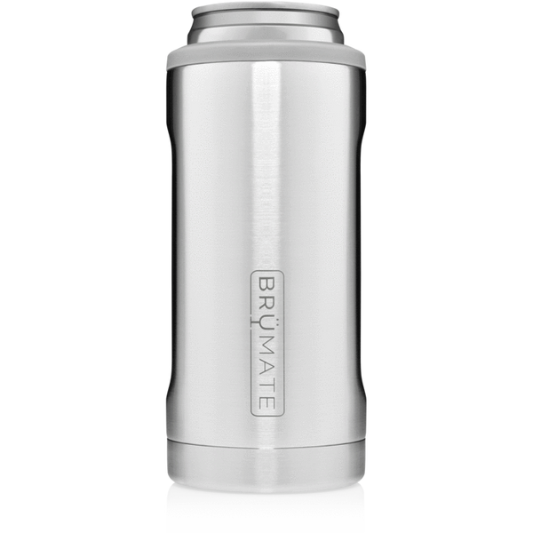 BRUMATE HOPSULATOR SLIM (12oz Slim Can) / Polished Stainless - nineNORTH