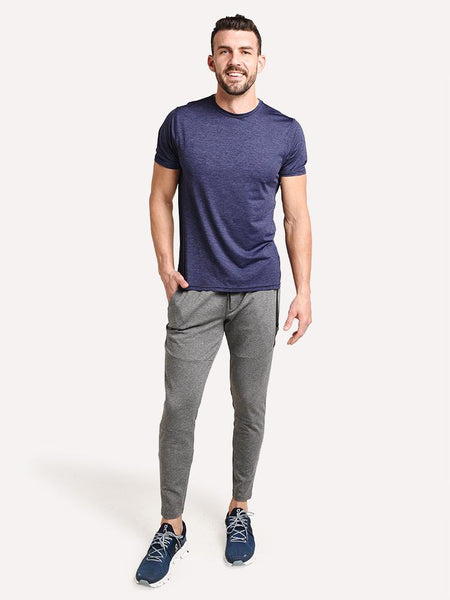 GREYSON Sequoia Jogger / Smoke Heather