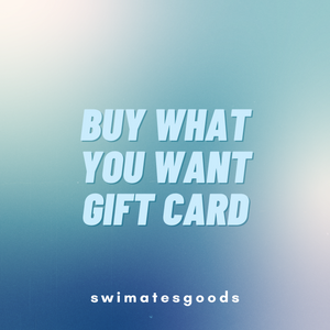 Swimates goods eGift card
