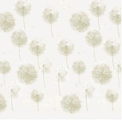 83055 Dandelion Decorative Frosted Window Film - DECOWALL