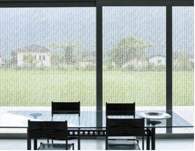 88043 Linear Pebbles Window Film