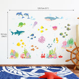 Under the Sea Wall Stickers - DECOWALL
