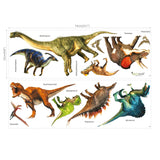 Dinosaur Wall Stickers - DECOWALL