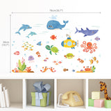 Sea Adventure Wall Stickers (Small)