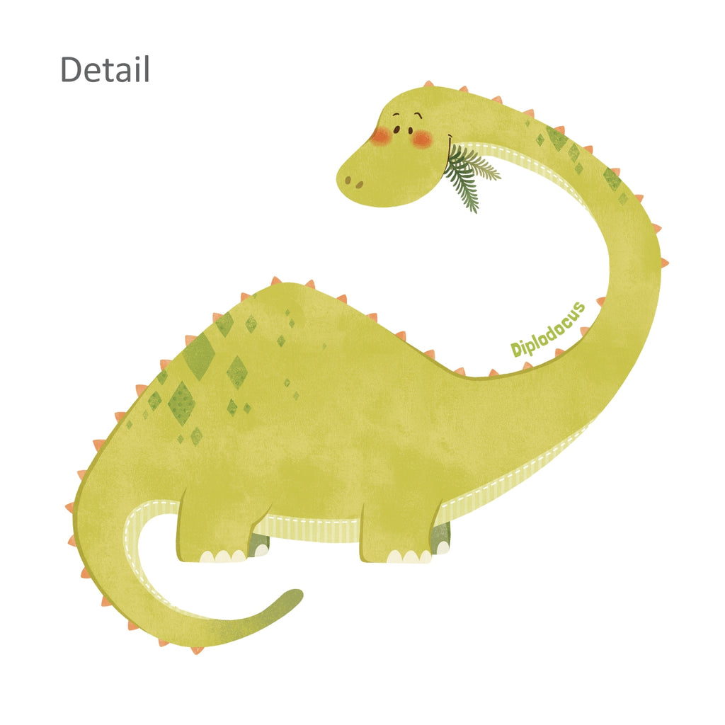 Dinosaurs Wall Stickers (Small)