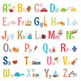 Alphabet Wall Stickers (Medium)