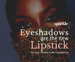 eyeshadow is the new lipstick beauty brains and business with sparkle