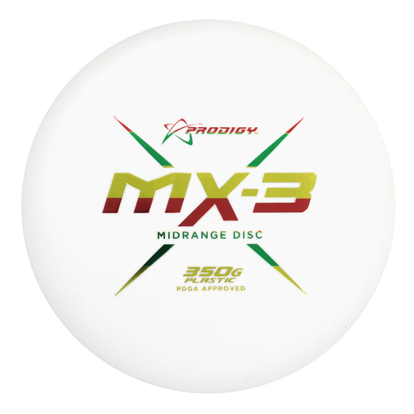 Prodigy MX-3 Midrange Disc - Disc Golf Warehouse