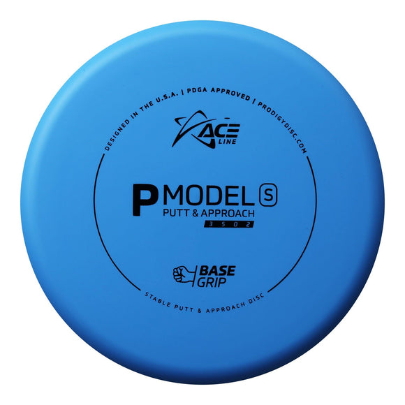 Prodigy ACE Line P Model S - Cale Leiviska - Disc Golf Warehouse