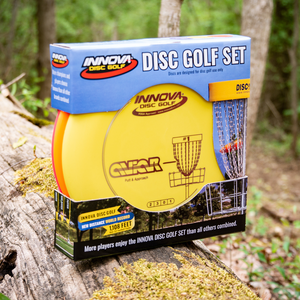 Innova Disc Golf Starter Set - Disc Golf Warehouse