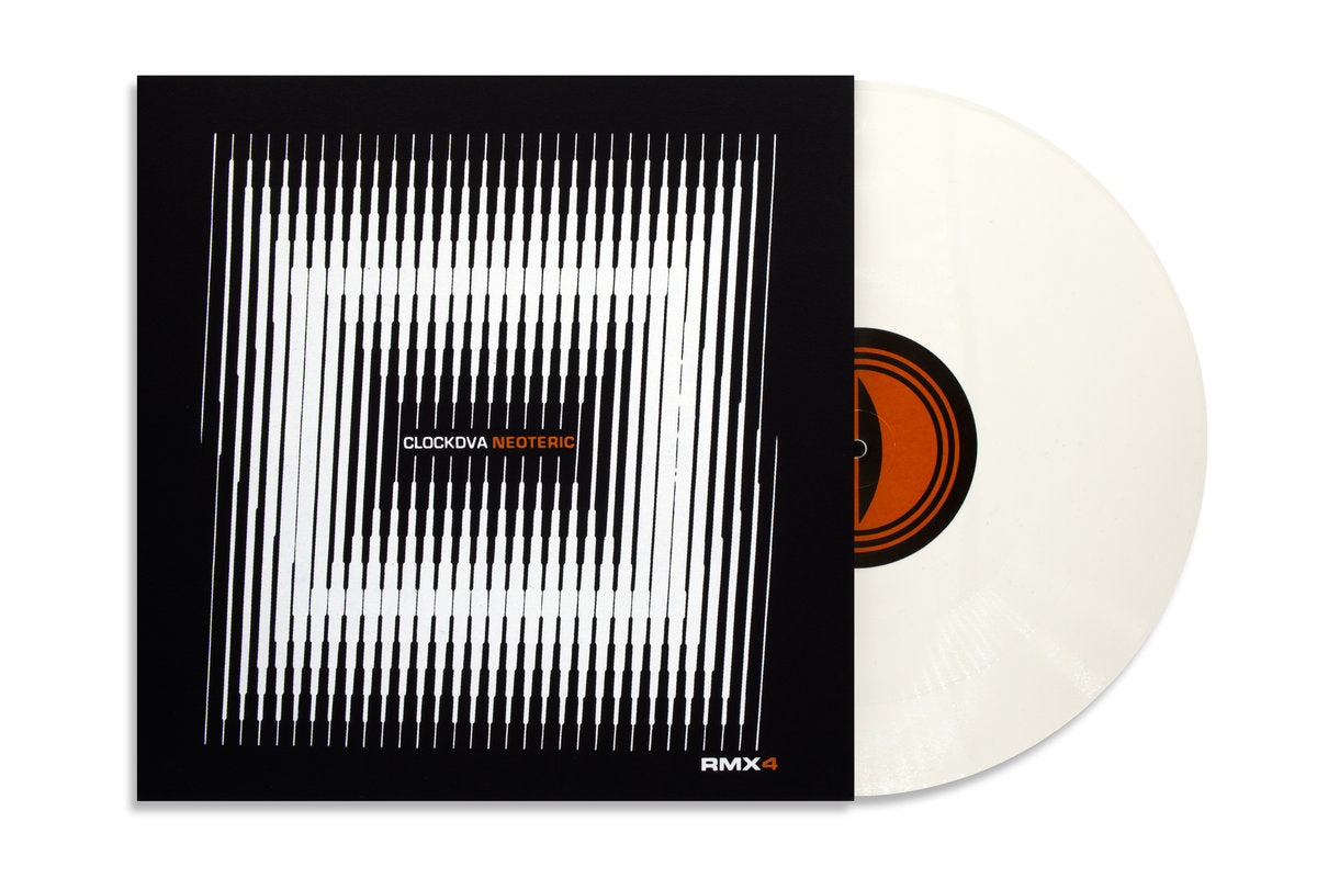 NEOTERIC RMX X 4  /12/45 Ltd White Vinyl Edition