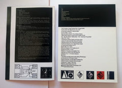 TAG 4 X 12 A5 CD with 16 page booklet ( ltd stock )