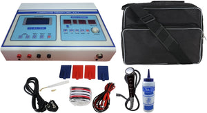 Biotronix Combination Electrotherapy 4 in one IFT MS TENS ( 125 Programs )  Ultrasound Therapy make in India with 2 year warranty