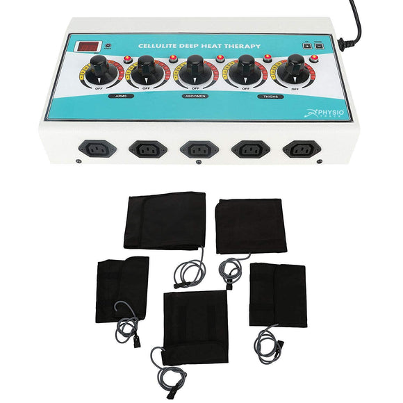Biotronix Cellulite Deep Heat Therapy Make in India used as Physiotherapy and Slimming Equipment for Pain Relief and Fat loss with 2 year warranty