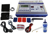 Biotronix Physiotherapy Electrotherapy Combination Therapy 5 in one IFT MS TENS Ultrasound Therapy and Deep Heat Therapy Make in India with 2 year warranty