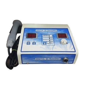 Biotronix Ultrasound Therapy Equipment 1 Mhz Semi Digital LED Based Portable model Make in India with 2 year warranty
