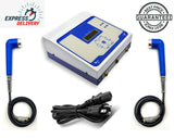 Biotronix ULTRASOUND THERAPY 1 and 3 MHz Equipment LCD Display Clinical Deluxe Model Make in India with 2 year Warranty