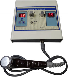 Biotronix Physiotherapy Ultrasound Therapy 1 Mhz portable compact model for Made in India with 2 year Warranty