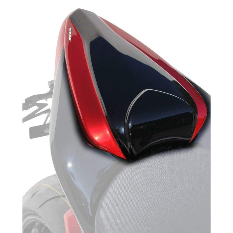 Ermax Seat Cowl Met Red/Met Black (Candy Prominence Red/Sparkle Black) Suzuki GSX-S 1000 2015> (p1)
