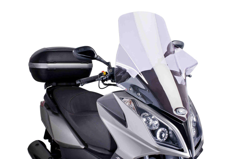 Puig V-Tech Line Touring Screen Clear Kymco Superdink 125i 2009> (p2)