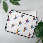 Load image into Gallery viewer, Super Mom Laptop Sleeve