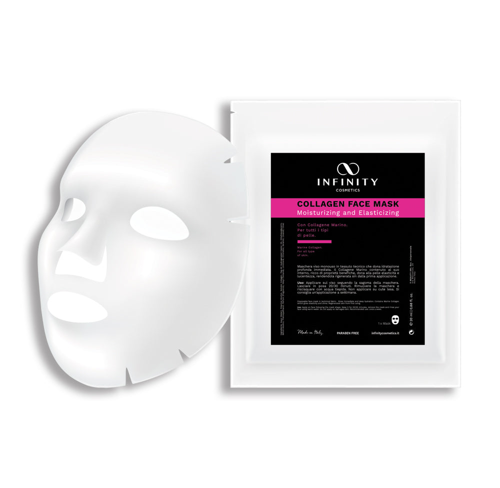 COLLAGEN MASK | Einwegmaske