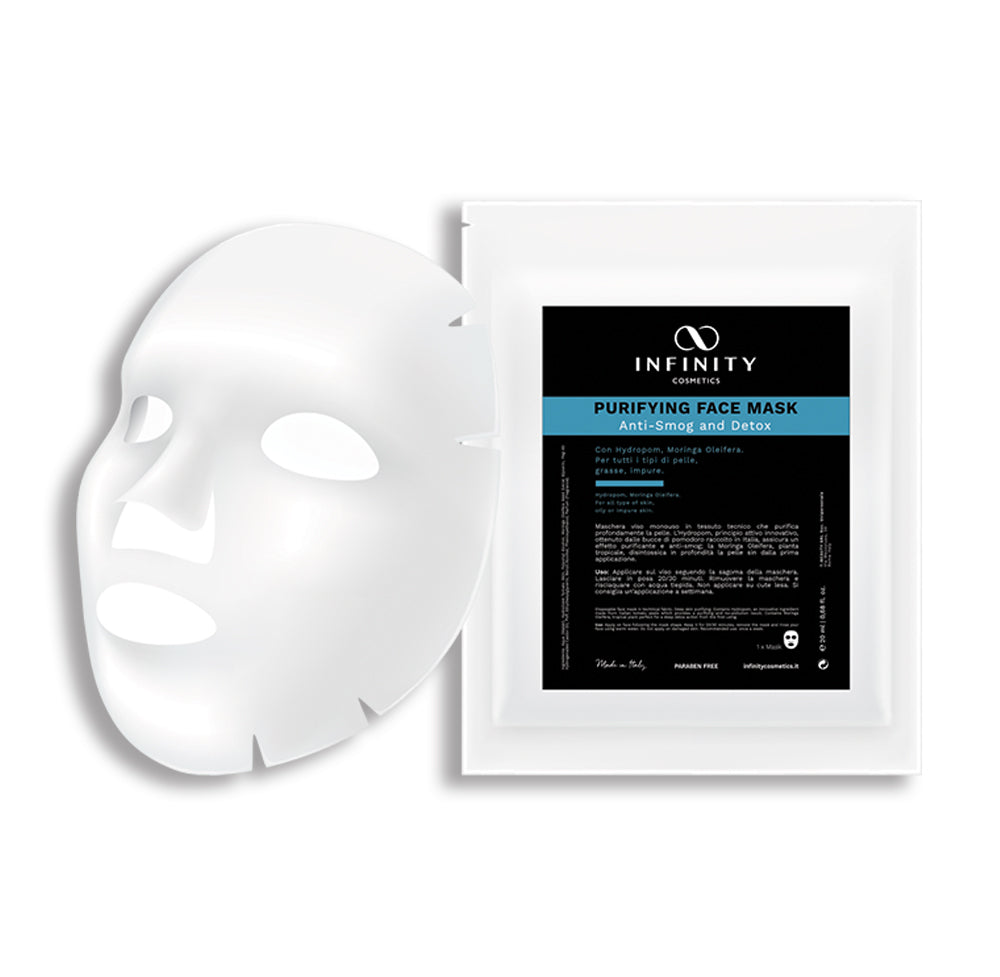 PURIFYING MASK | Einwegmaske