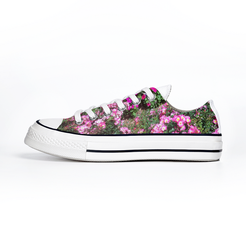 Customizable Unisex Low Top Slip-on Canvas Shoes - RKW Designs Online Marketplace