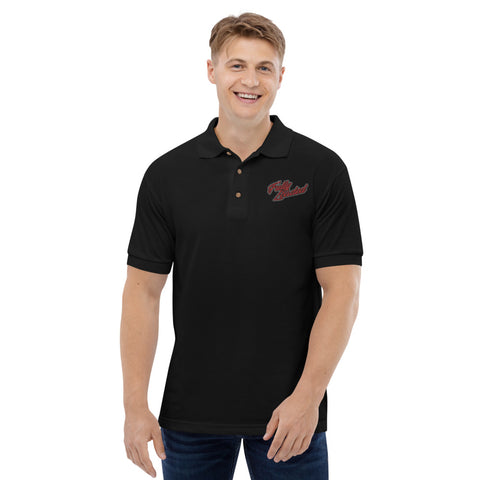 Fully Loaded Embroidered Polo Shirt - RKW Designs Online Marketplace