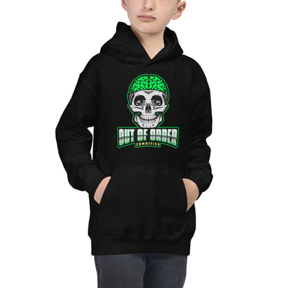 Out Of Order Youth Hoodie (add your own logo or graphic) - RKW Designs Online Marketplace