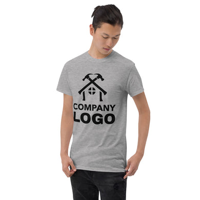 Short Sleeve T-Shirt (add your own logo or graphic, Front Only) - RKW Designs Online Marketplace