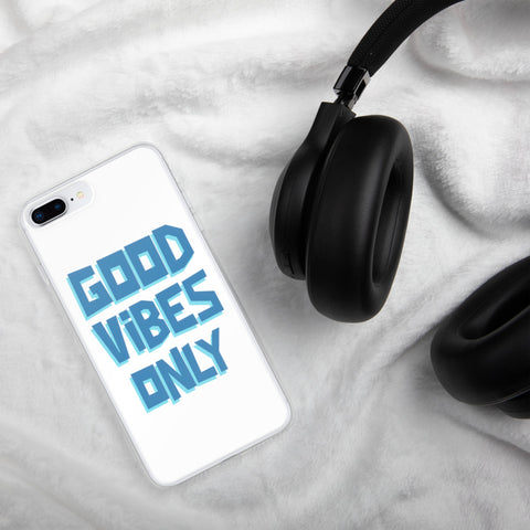 Good Vibes Only iPhone Case - RKW Designs Online Marketplace