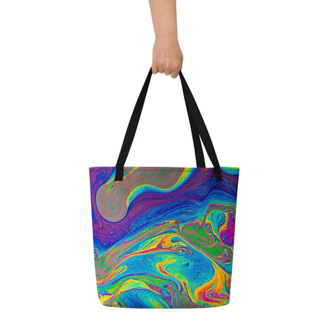 Marbled Sand Beach Bag - RKW Designs Online Marketplace