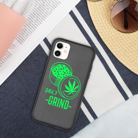 Daily Grind Biodegradable iPhone case - RKW Designs Online Marketplace