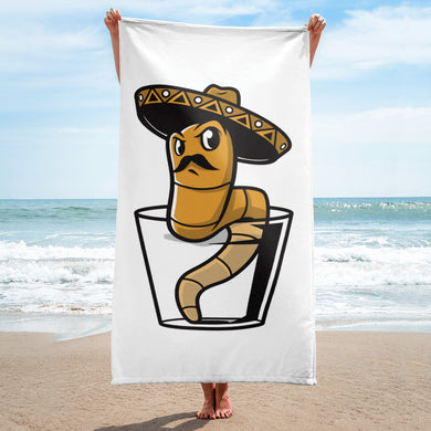 Worm up Towel - RKW Designs Online Marketplace