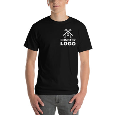 Short Sleeve T-Shirt (add your own logo or graphic, Front and Back Only) - RKW Designs Online Marketplace