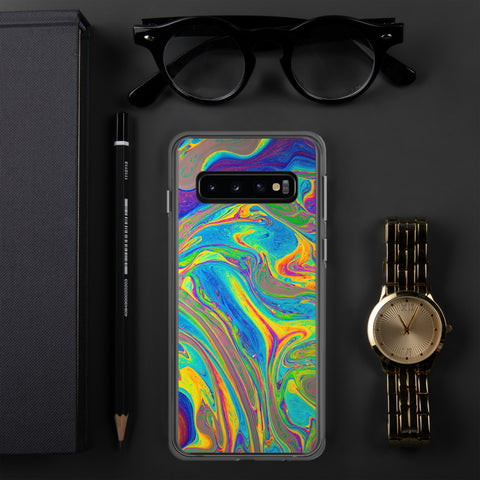Marbled Sand Samsung Case - RKW Designs Online Marketplace