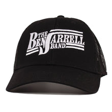 Load image into Gallery viewer, Ben Jarrel Band Logo Cap