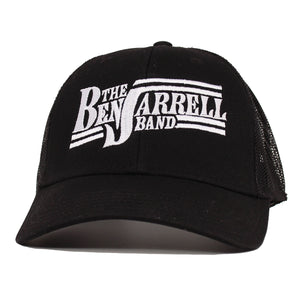 Ben Jarrel Band Logo Cap