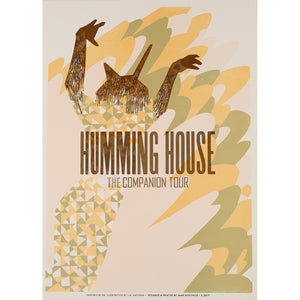 Humming House (Companion Tour) Poster